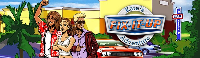Fix-it-up: Kate's Adventure HD