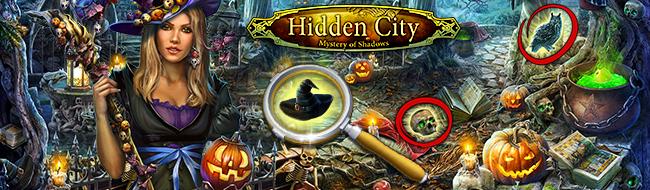 Hidden City®: Mystery of Shadows