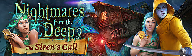 Nightmares from the Deep®: The Siren's Call
