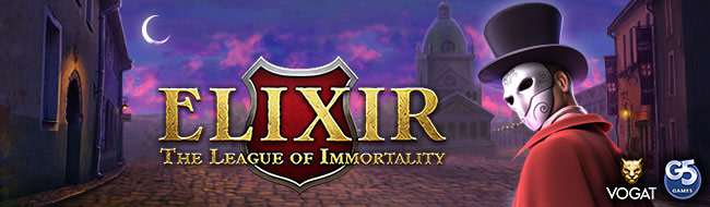 Elixir: The League of Immortality
