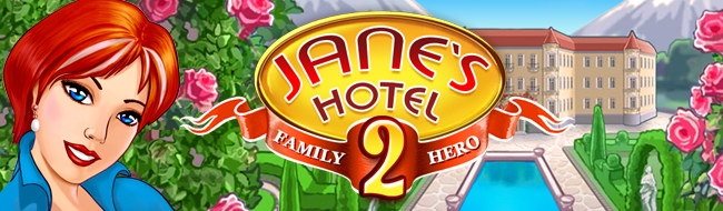 Jane's Hotel 2: Family Hero HD