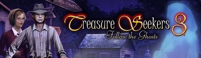 Treasure Seekers 3: Follow the Ghosts