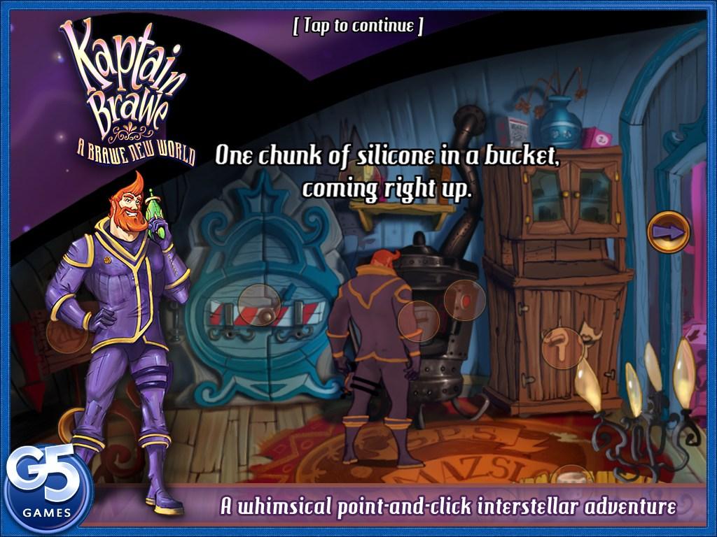 Kaptain Brawe: A Brawe New World HD