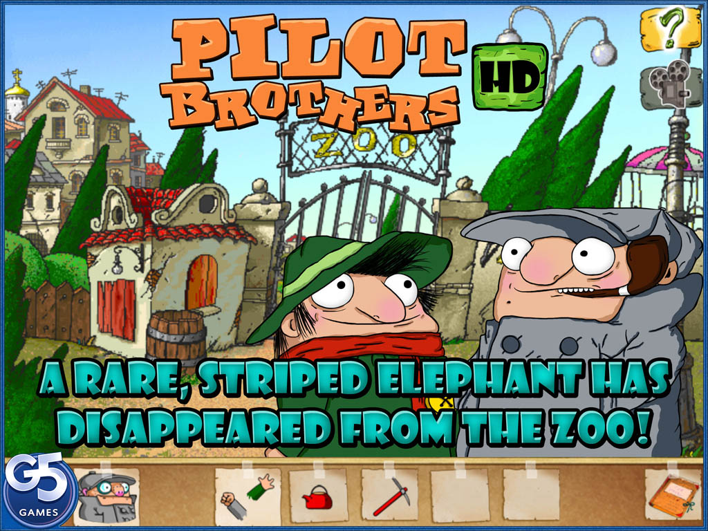 Pilot Brothers HD