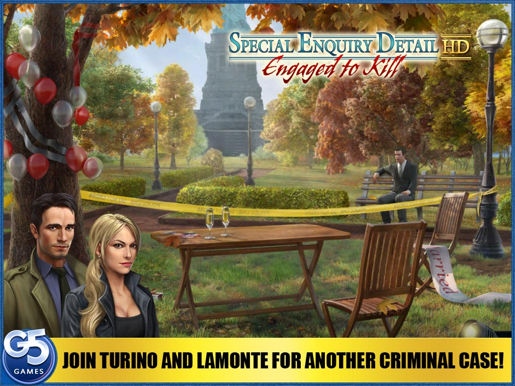 Special Enquiry Detail: Engaged to Kill® HD