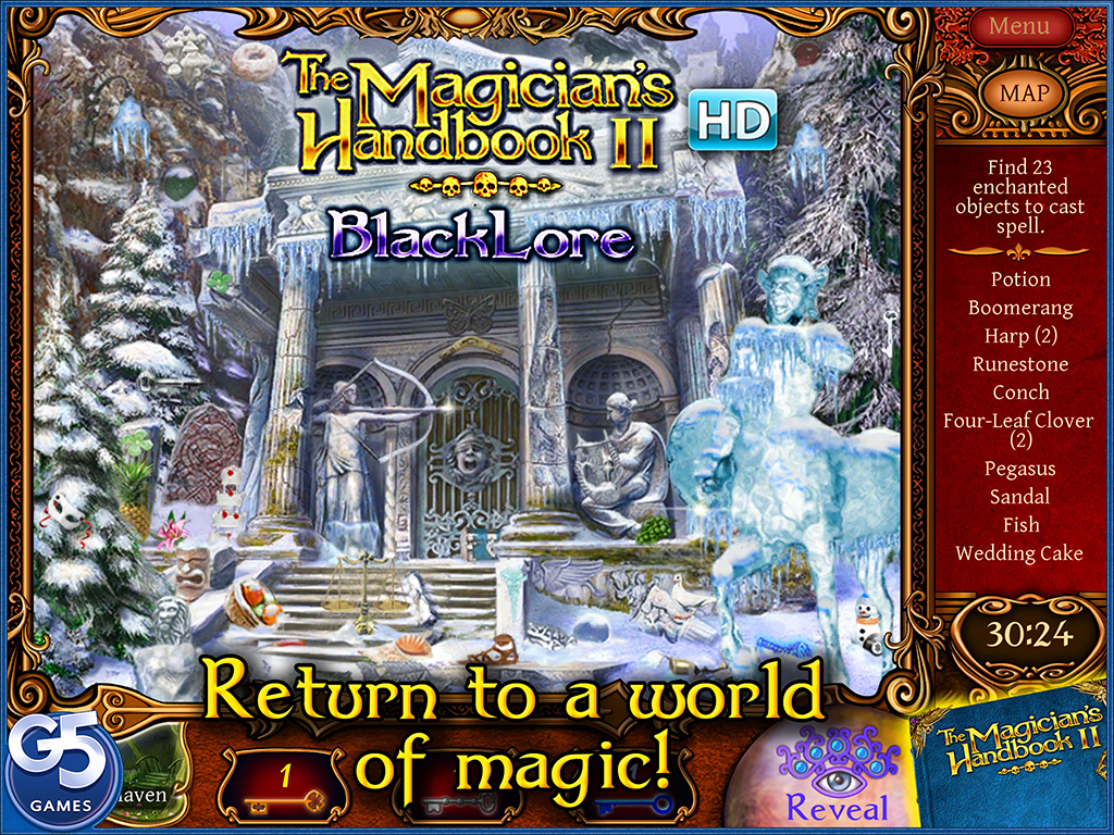 The Magician's Handbook II: BlackLore HD