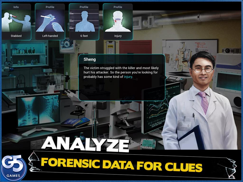 Homicide Squad: Hidden Cases
