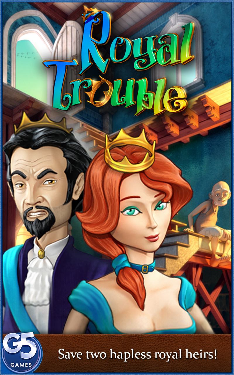 Royal Trouble: Hidden Adventures