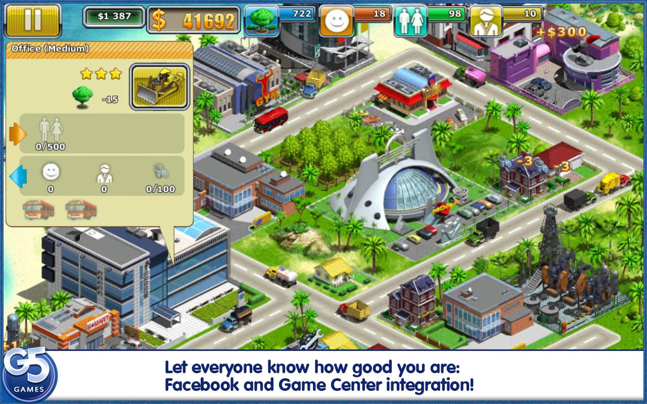 Virtual City® 2: Paradise Resort