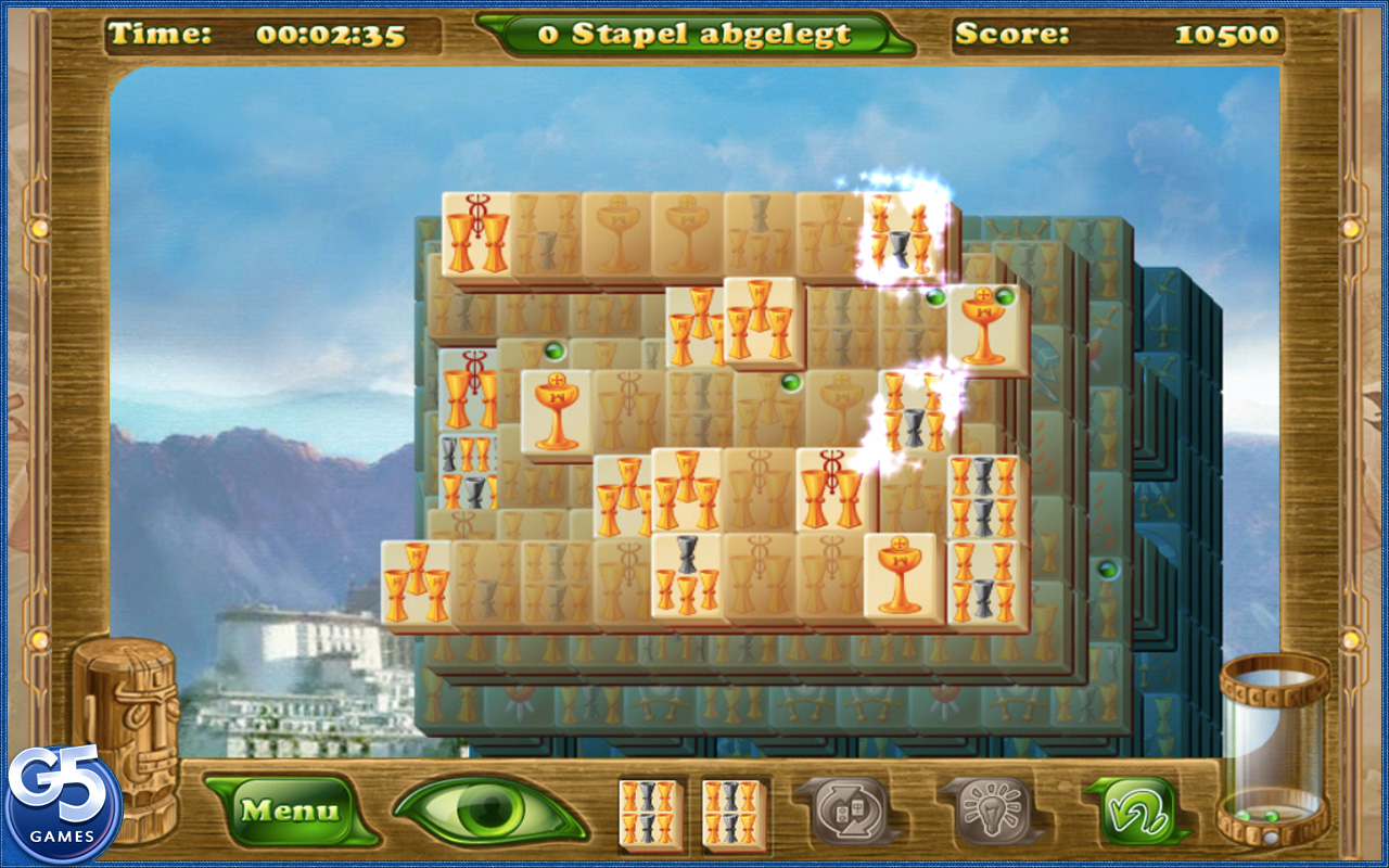 Mahjong Artifacts 2 free game