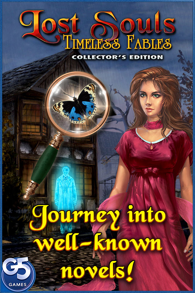 Lost Souls: Timeless Fables, Collector's Edition